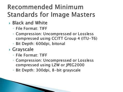 standards  procedure  digitization  digital