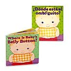 donde esta el ombliguito donde esta el ombliguito spanish translation of where s belly button book buybuy baby