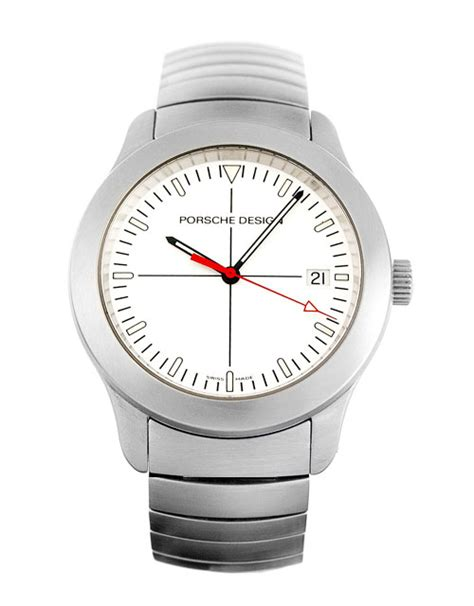 Porsche P6000 by Porsche Design P6000 6601 41 Watchfinder Co