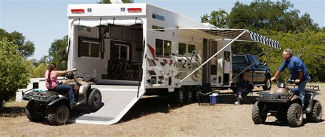 Or Previews Hauler Rv Trailers Go Rving Canada