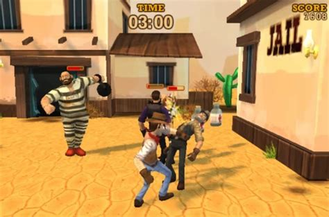 Woody In Bar Fight by Saloon Brawl 2 A Top Fighting Flash