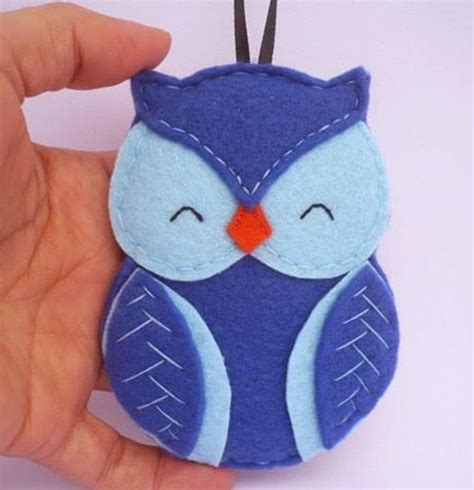best 25 felt owls ideas on pinterest