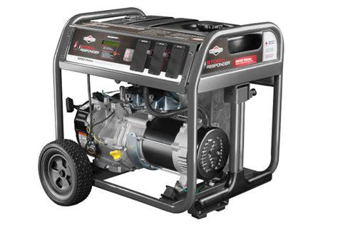 powermate pm0435001 5000 watt portable generator w subaru