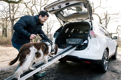 nissan x trail for dogs nissan transforms crossover into a sanctuary motor trend