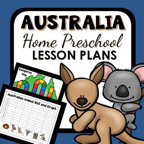home preschool lesson plans australia theme home preschool lesson plans home