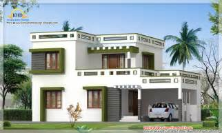 Home Designs Modern Square House Design 1700 Sq Ft Kerala Home