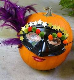 Decorated Halloween Pumpkins Without Carving Halloween Craft Silly Pumpkins Alpha Mom