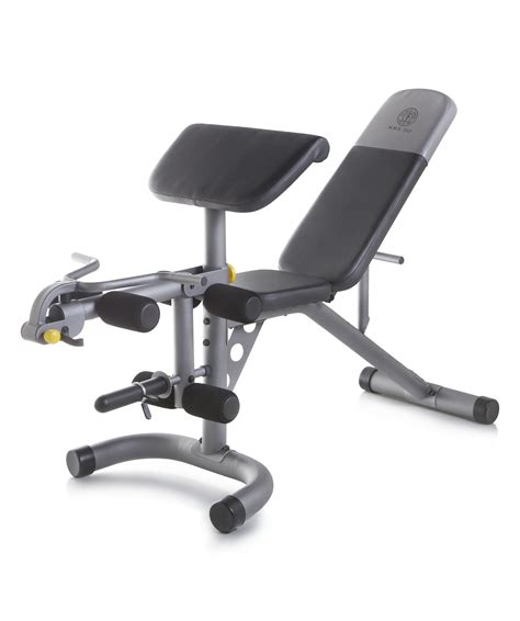workout bench canada gold s gym 174 xrs 20 olympic workout bench only 229 88