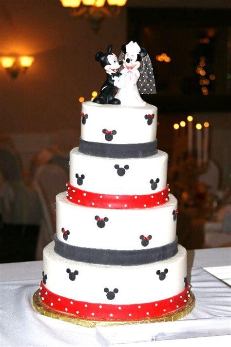 disney wedding cake by sleopardcub on deviantart