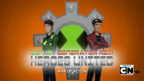 Seri Dvd Animasi Ben 10 Season 3 ben 10 generador rex h 233 roes unidos ben 10 wiki fandom
