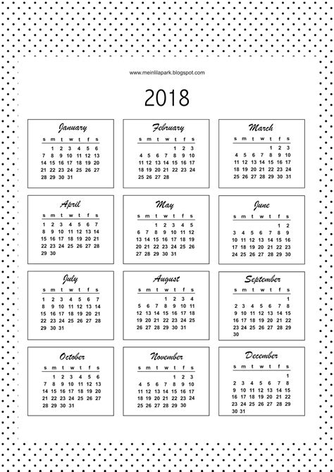 calendar journal template free printable bullet journal templates 2018 calendar