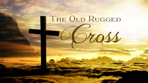 the rugged cross 03 24 2015 pastor willie johnson the rugged cross