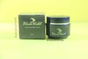 New Black Walet Soap Original Reg Bpom 1 Box Isi 3 Psc krim black walet lightening toko kosmetik