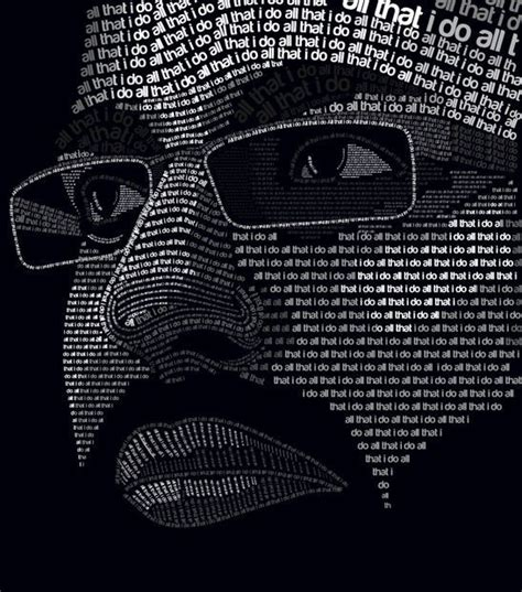 typography tutorial for gimp how to create a typographic portrait in illustrator