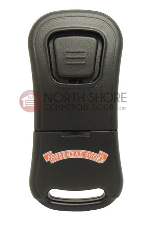 Overhead Door Remotes by Overhead Door Code Dodger O1t One Button Remote Part No