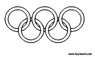 ancient greek olympics coloring pages olympic rings