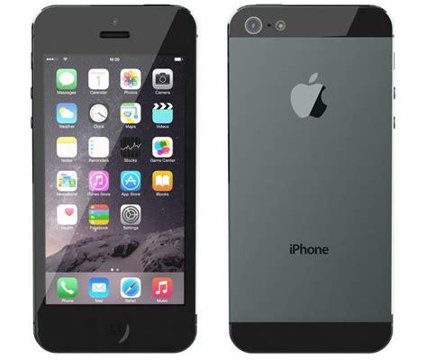 Iphone 5 B by Apple Iphone 5 64gb Black Kategorie B Quikset Praha