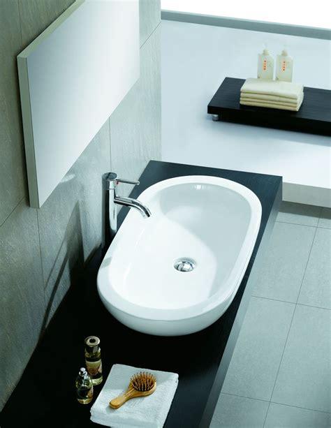 colonne rangement 2028 vasque 224 poser en c 233 ramique blanche ovale la vasque newday