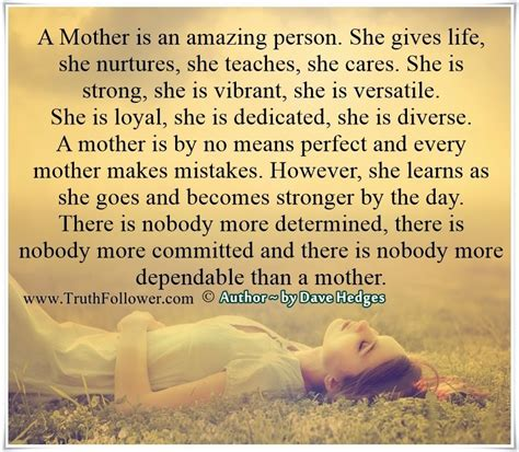 mother   amazing person precious mom quotes
