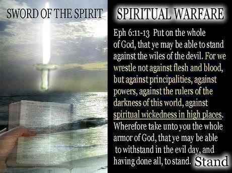 warfare prayers for church growth
