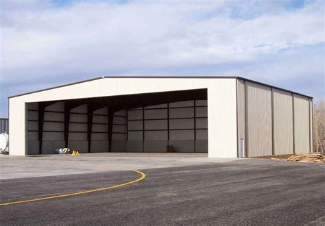 hangar a airplane hangar prices