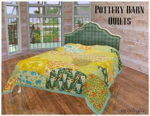 my sims 3 pottery barn quilts by lpvinyl21