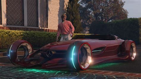 mercedes silver lightning gta 5 mercedes silver lightning car mod