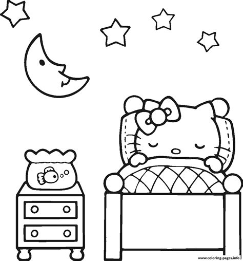 coloring book pages for print lovely sleeping hello 7fa3 coloring pages printable