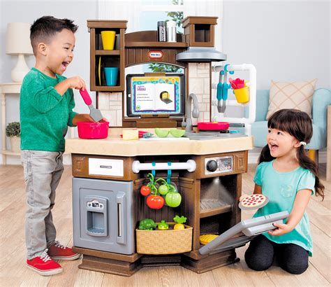 Cook And Learn Kitchen by Tikes Kitchen