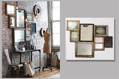 home interiors mirrors antiqued mirrors a now wow zeller interiors