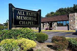 all faith memorial chapel south ct legacy