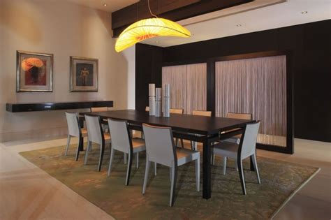 Dining Room Lighting Design by Dining Room Lighting Concept Ideas High Gloss