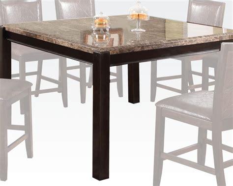 Acme Emparedora Gray Counter Height Table Dwayne Ac70765