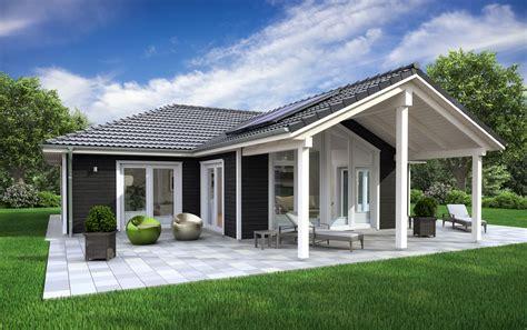 scanhaus bungalow fertighaus sh 136 wb variante d