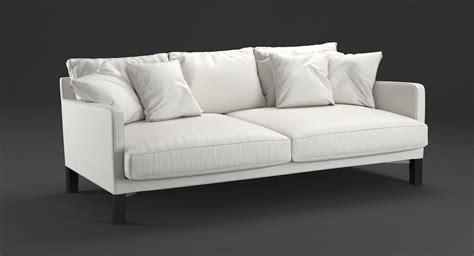 divani sofa casa cypress modern white eco leather