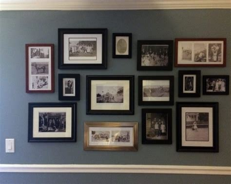create   picture frame collage frame  mirror