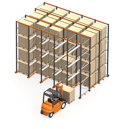 dive warehouse pallet racks storage solutions from carolina material