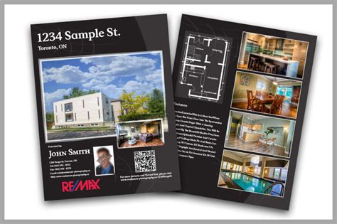 Real Estate Feature Sheet Template by Real Estate Feature Sheets Sles Real Estate Flyer Sles