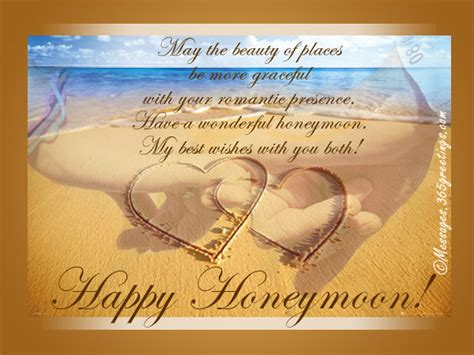 honeymoon wishes and messages 365greetings com