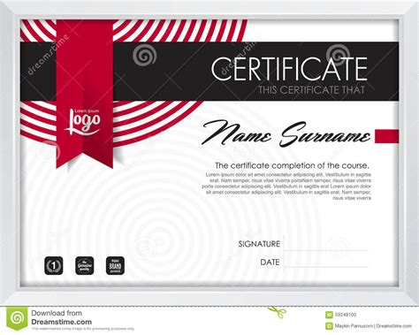 blank calibration certificate template images