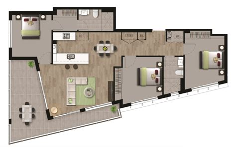 floor plans brisbane kangaroo point floor plans brisbane australia