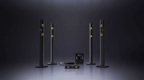 Home Theater Bh9530tw lg 9 1ch 3d sound smart 3d ray home theater