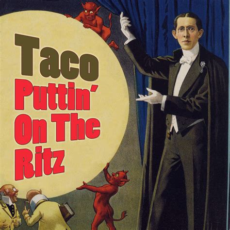 taco puttin on the ritz mp puttin on the ritz re recorded remastered by taco on mp3
