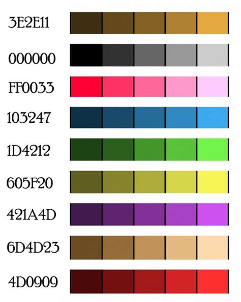 color shade shades color palette free stock photo domain pictures