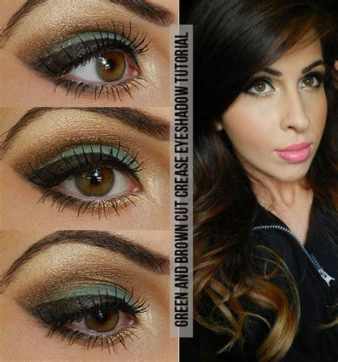 tutorial on eyeshadow for brown eyes 20 beautiful makeup tutorials for brown eyes pretty designs