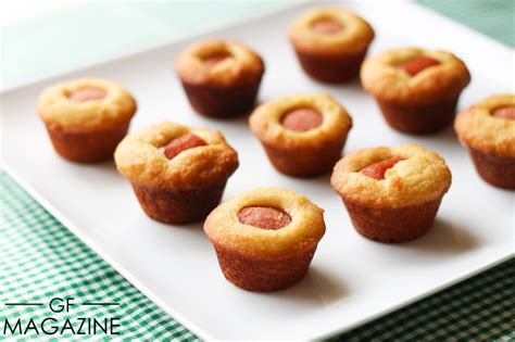 are corn dogs gluten free mini gluten free corn bites recipe gf magazine