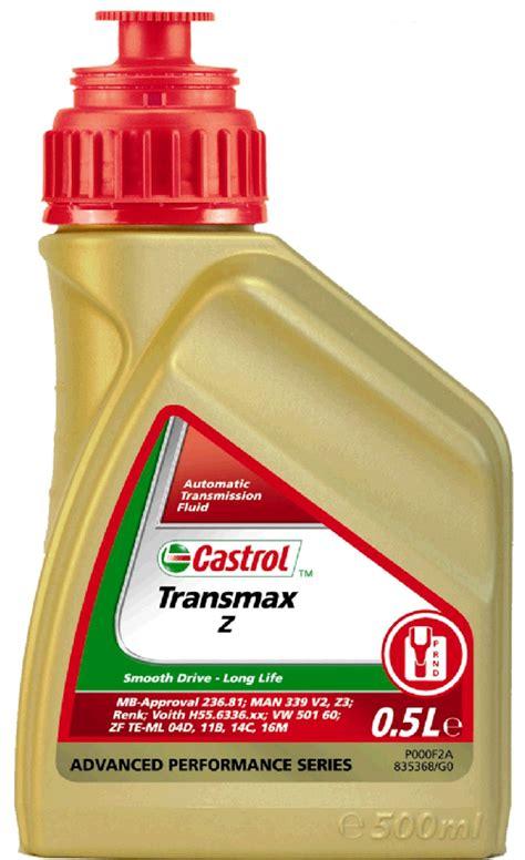 Bremsbel Ge Wechseln Kosten Atu by Castrol Transmax Z Automatikgetriebe 246 L 0 5 Liter Jetzt