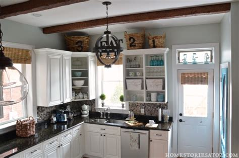 cabinets to go az home stories a to z kitchen with az faux beams home
