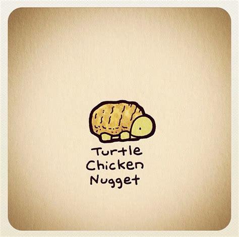 chicken nugget tattoo turtle chicken nugget turtles chicken