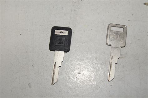 chevypontiac square key